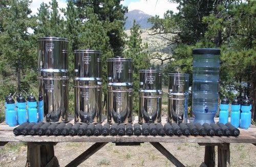 berkey water filters, berkey water purifiers, berkey water purifier, berkey water filter system, berkey water filtration